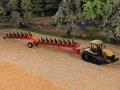 Field&Fun Sierhagen - Challenger MT 875E mit Plfug
