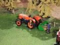 Field&Fun Sierhagen - Fiat Classic Traktor Orange