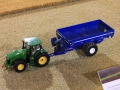 Field&Fun Sierhagen - John Deere mit Harvest Commander Anhänger