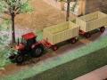 Field&Fun Sierhagen - zwei Rübenwagen