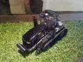Sondermodell Siku John Deere 8345 Black Hawk einzeln