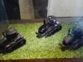 Sondermodell Siku John Deere 8345 Black Hawk