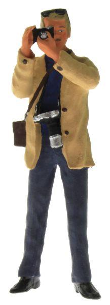 Figur 1:32 - Fotograf vorne
