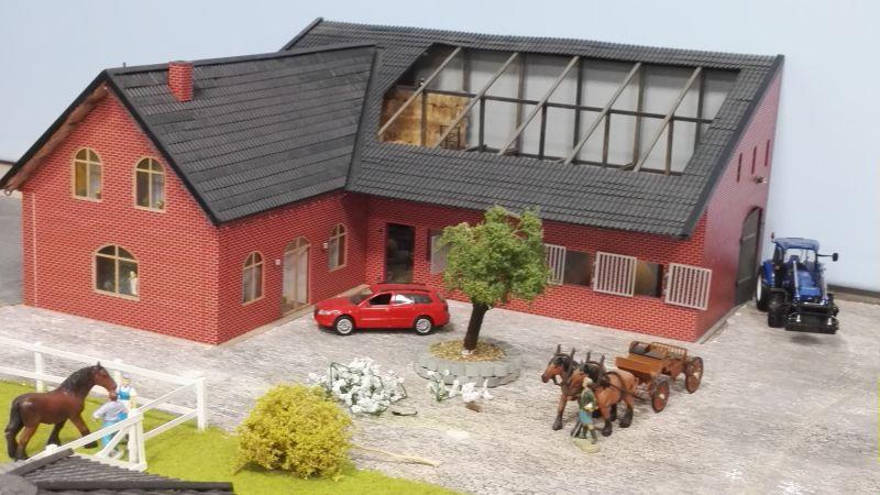 Farmworld Fehmarn Juni 2016 - Modernes Bauernhaus