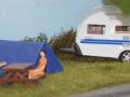 Farmworld Fehmarn Juni 2016 - Camping