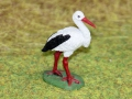 Farmworld Fehmarn Juni 2016 - Storch