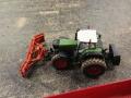 Hof Mohr Ostern 2016 - Fendt Traktor mit Doppelreifen und Frontgewicht