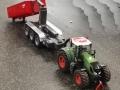 Hof Mohr Ostern 2016 - Siku 6786 Control Krampe Hakenliftmulde absetzen 1
