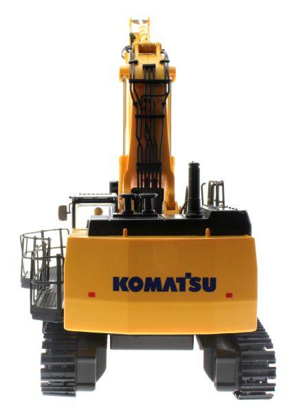 Komatsu PC 1250 Schaufel-Bagger - RC Ferngesteuert hinten