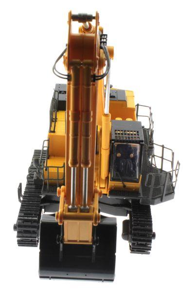 Komatsu PC 1250 Schaufel-Bagger - RC Ferngesteuert oben vorne