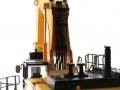 Komatsu PC 1250 Schaufel-Bagger - RC Ferngesteuert hinten nah