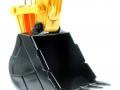Komatsu PC 1250 Schaufel-Bagger - RC Ferngesteuert Schaufel