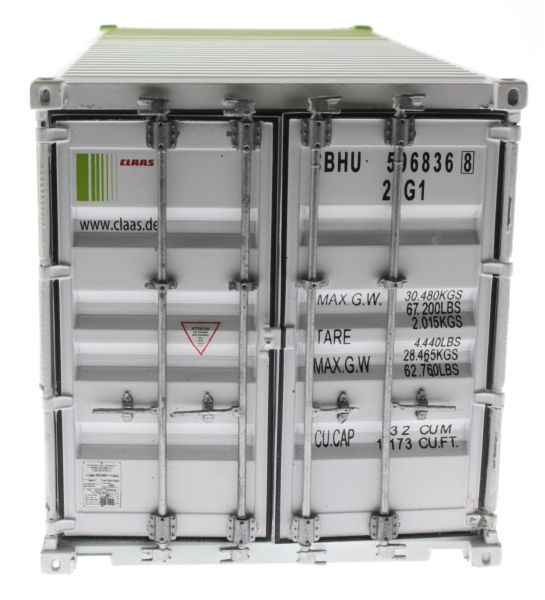 MarGe Models 1511 - Claas Sea Container 1:30 hinten