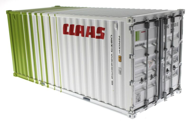 MarGe Models 1511 - Claas Sea Container 1:30 hinten links