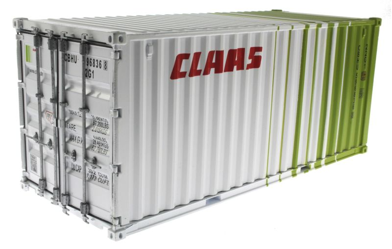 MarGe Models 1511 - Claas Sea Container 1:30 hinten rechts