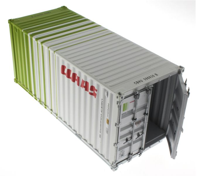 MarGe Models 1511 - Claas Sea Container 1:30 oben hinten links