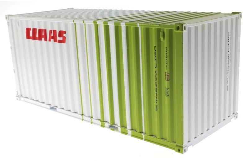 MarGe Models 1511 - Claas Sea Container 1:30 unten hinten links