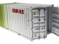 MarGe Models 1511 - Claas Sea Container 1:30 hinten links oben