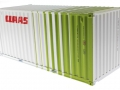 MarGe Models 1511 - Claas Sea Container 1:30 unten hinten links