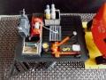 Umbau Märklin Fuchsbagger in RC Modell Werkzeuge
