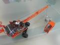 Umbau Märklin Fuchsbagger in RC Modell von oben