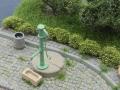Miniaturbeton - Brunnenpumpe