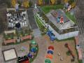 Miniaturbeton - Spielplatz