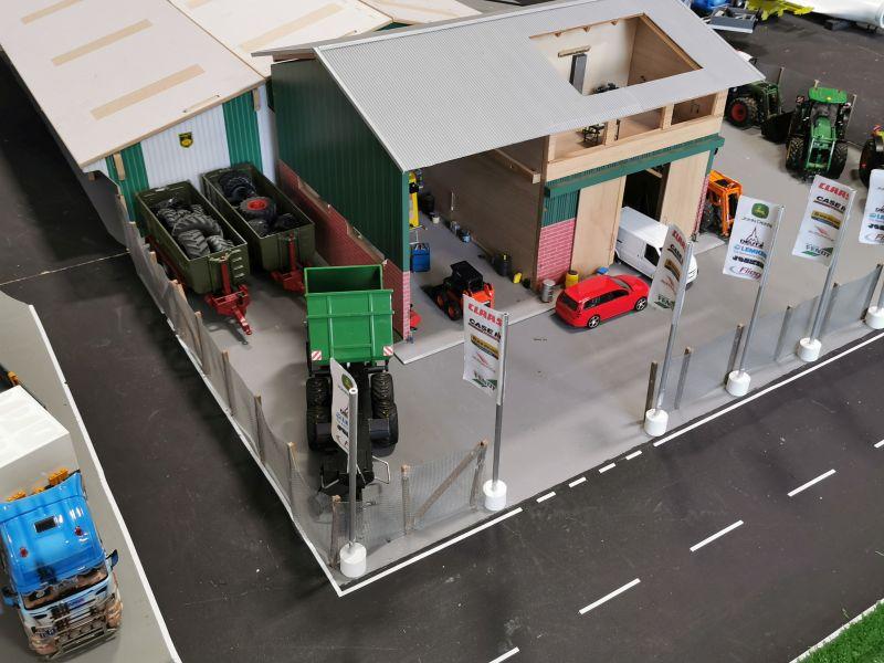 Modellbahn Ausstellung Bad Oldesloe Siku Control Windkraftanlage 2019 055