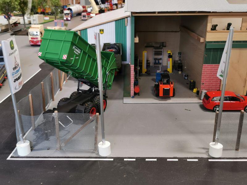 Modellbahn Ausstellung Bad Oldesloe Siku Control Windkraftanlage 2019 056