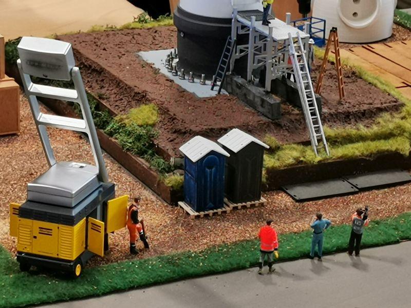 Modellbahn Ausstellung Bad Oldesloe Siku Control Windkraftanlage 2019 074
