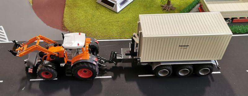 Modellbahn Ausstellung Bad Oldesloe Siku Control Windkraftanlage 2019 100