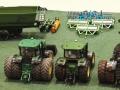 Modellbau SWH in Neumünster 2017 - Anlage Hof-Mohr umgebaute Traktoren