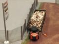 Modellbau SWH in Neumünster 2017 - Anlage Hof-Mohr Anhänger mit Holz