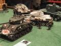 Modellbau SWH in Neumünster 2017 - Militär Sherly Panzer