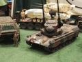 Modellbau SWH in Neumünster 2017 - Militär Flackpanzer