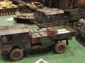 Modellbau SWH in Neumünster 2017 - Militär MAN LKW