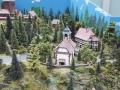 Modellbau SWH in Neumünster 2017 - Eisenbahn Landschaft Kapelle