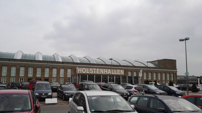 Modellbau Schleswig Holstein in Neumünster 2016 - Holstenhallen