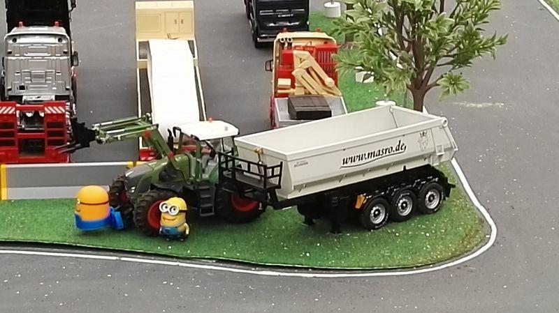 Modellbau Schleswig Holstein in Neumünster 2016 - Masro Anhänger