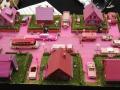 Modellbau Schleswig Holstein in Neumünster 2016 - Pink Diorama