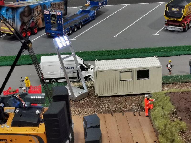 Modellbahn Ausstellung Bad Oldesloe Siku Control Windkraftanlage 2019 009