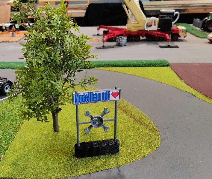 Modellbahn Ausstellung Bad Oldesloe Siku Control Windkraftanlage 2019 028