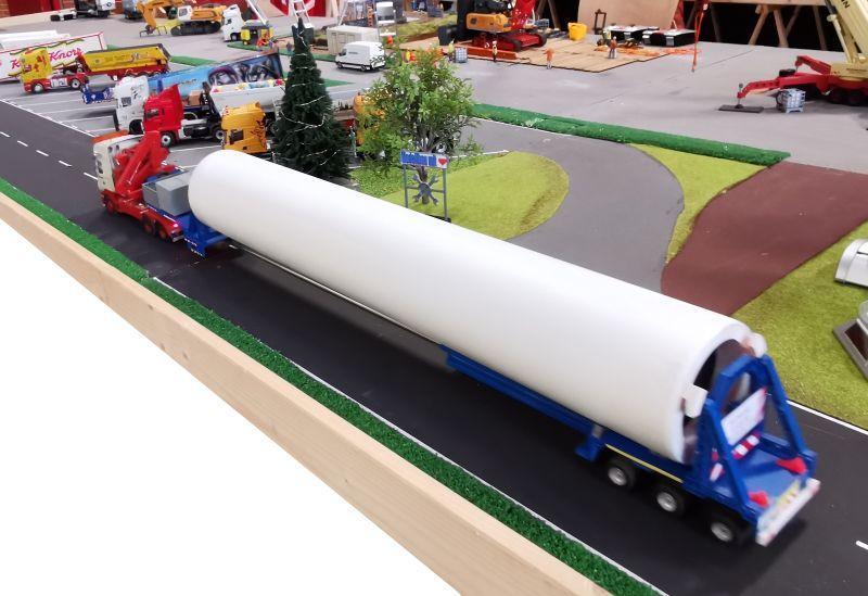 Modellbahn Ausstellung Bad Oldesloe Siku Control Windkraftanlage 2019 031