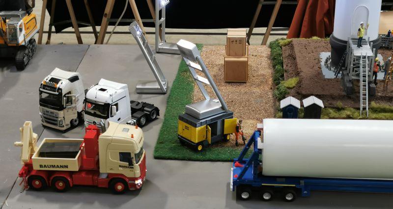 Modellbahn Ausstellung Bad Oldesloe Siku Control Windkraftanlage 2019 038