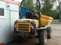 Dumper Wacker Neuson 5001 - Hinten