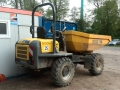 Dumper Wacker Neuson 5001 - Hinten Links