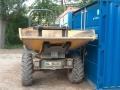 Dumper Wacker Neuson 5001 - Vorne