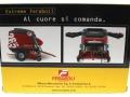 ROS 60113 - Feraboli Extreme 265 Rundballenpresse Karton hinten