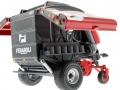 ROS 60113 - Feraboli Extreme 265 Rundballenpresse oben hinten offen