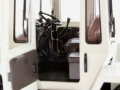 Schuco 450760600 - MB Trac 1800 Intercooler Weiss - Schneewittchen Lenkrad